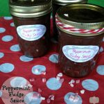 peppermint fudge sauce recipe